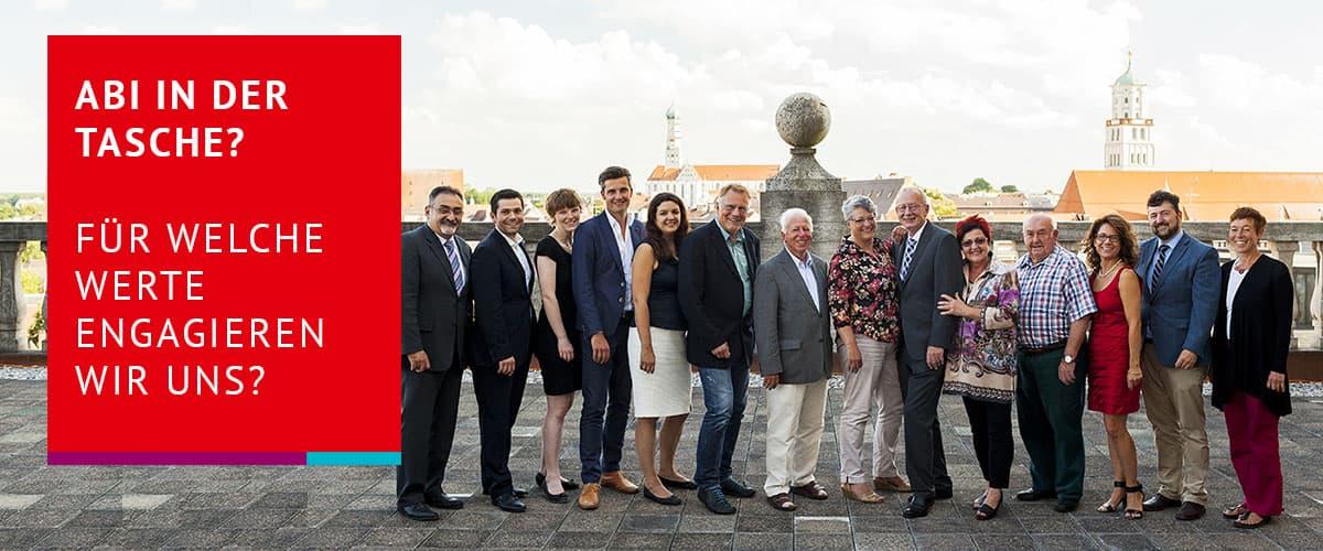 SPD-Fraktion Augsburg ist beglückwünscht Abiturienten